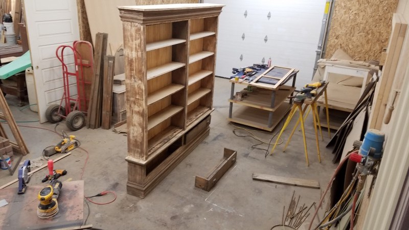 Refinishing Wood Furniture in Colorado Springs CO