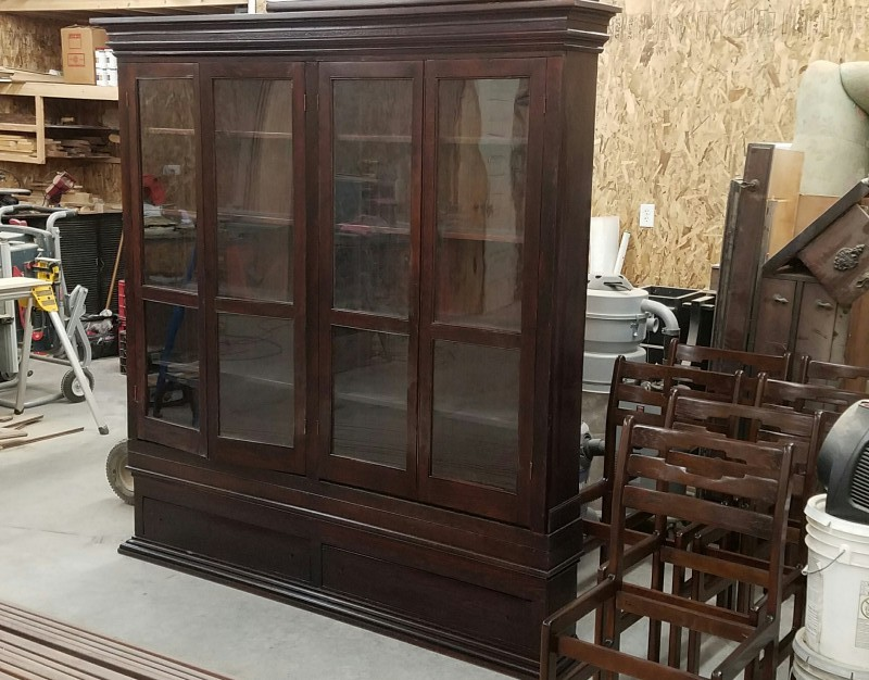 Antique Furniture Refinishing Services In Colorado Springs Co