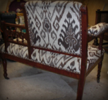 Wooden chair repair in colorado springs